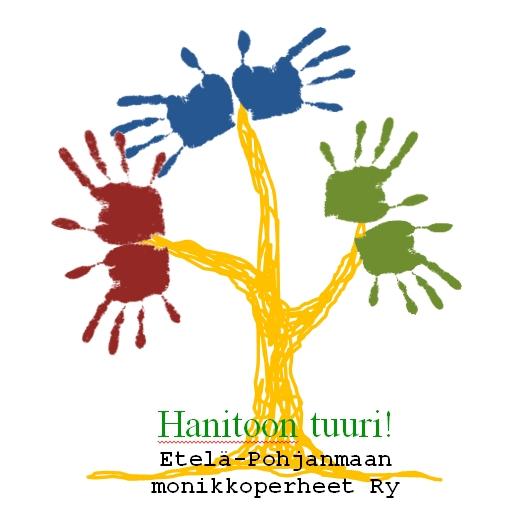 Etelä-Pohjanmaan Monikkoperheet ry logo