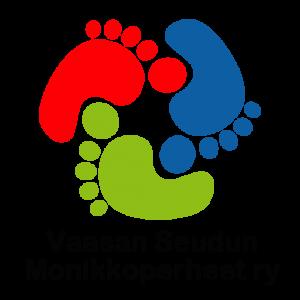 vaasan seudun monikkoperheet ry logo