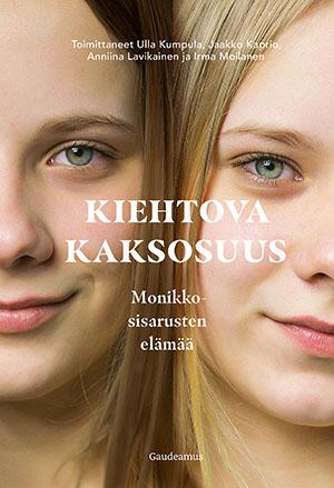 Kiehtova kaksosuus tietokirja kansikuva