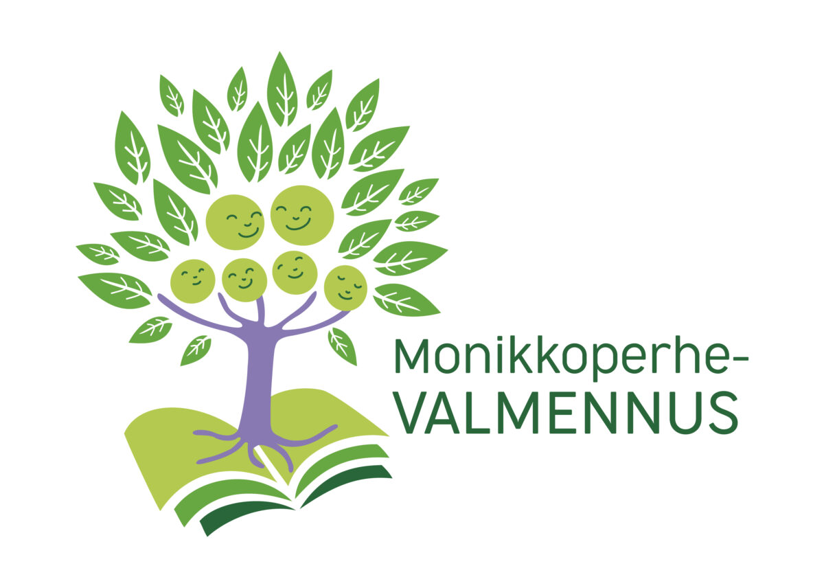 monikkoperhevalmennus, logo