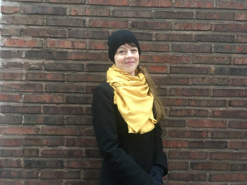 Aalto-yliopiston tutkija Johanna Lilius.
